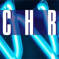Beispiel Neonbuchstaben Leuchtschrift - Ausschnitt 16 - Detail eines blau leuchtenden Neonteiles