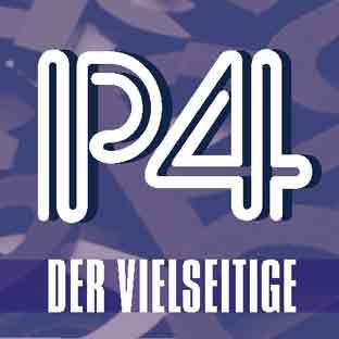 Leuchtbuchstaben-LED-Profilbuchstaben-Neon-Deckblatt DER VIELSEITIGE