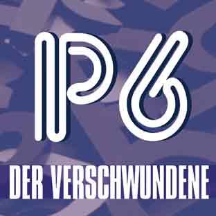 Leuchtbuchstaben-LED-Profilbuchstaben-Neon-Deckblatt DER VERSCHWUNDENE