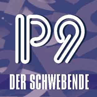 Leuchtbuchstaben-LED-Profilbuchstaben-Neon-Deckblatt DER SCHWEBENDE